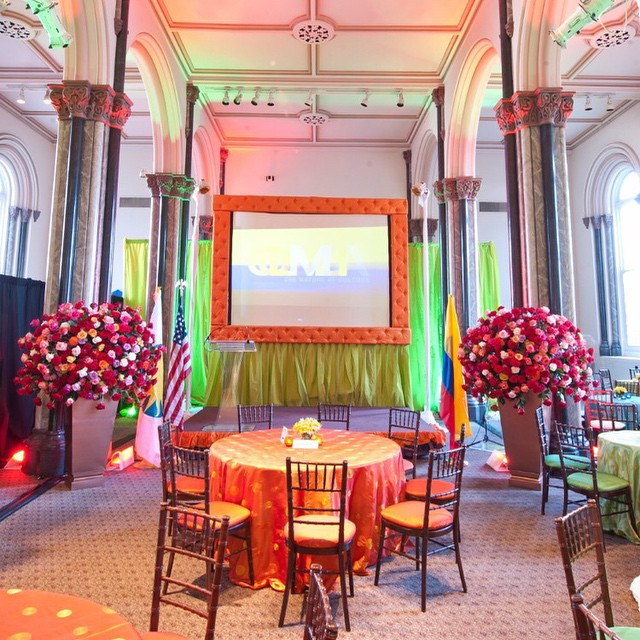 Celebrating culture and creativity at the Folklife Festival & Gala so you know we had to use vibrant colors and luscious decor!! #eventsandrewells #eventproducer #eventplanner #folklifefestival #washingtondc #colorful #vibrant #folklife #andrewells #EAWdesign #eventsesigner #eventdecor #luxevents