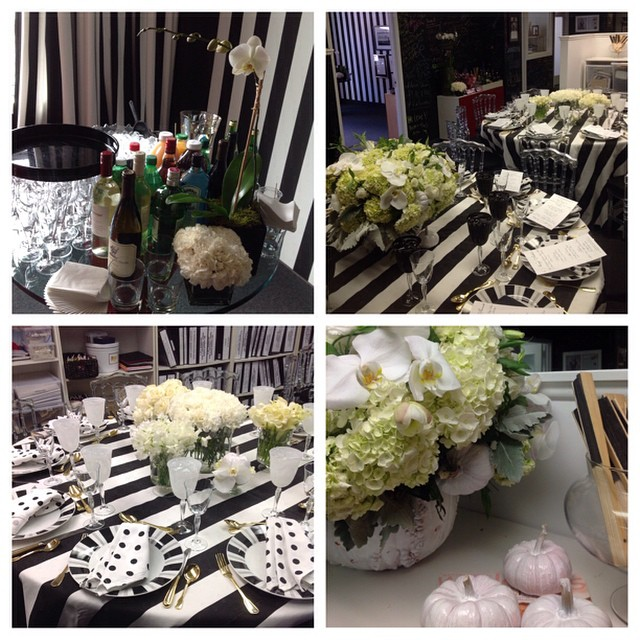 Remember that time we did that luncheon in our space and we used the pumpkins we painted white as the containers?  I do, not so very long ago tbt kinda #eaw #pumpkins #pumpkin #blackandwhiteeverything #oursignature #customevents #customsolutions #willeveryonefit #october #eaw #EAWdesign #fall