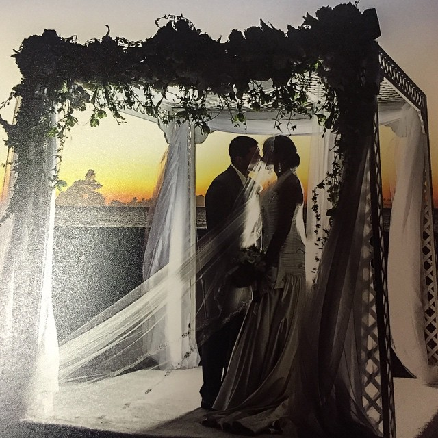 Oh how we love doing destination weddings! #turksandcaicios #eaw #eawdesign #weddings #dreamitwewillcome #islands #Caribbean #breathtaking #marriage